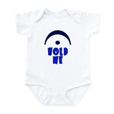 Fermata: Hold Me Infant Bodysuit