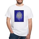 Blue Monday! White T-Shirt
