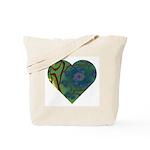 Japan Fractal Tote Bag