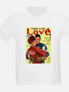 Hockey Honey Kids T-Shirt