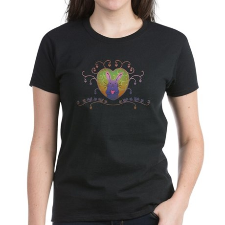 Love Bunny Women's Dark T-Shirt