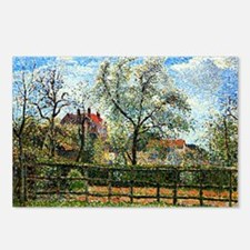 Pissarro: Pear Tree and F Postcards (Package of 8)