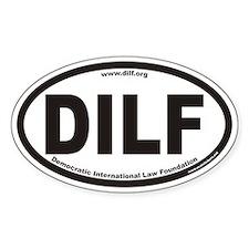 Democratic International Law Foundation DILF Oval