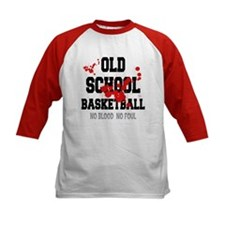 Old School Basketball Tee