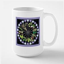 Celtic Calendar of Trees Mugs