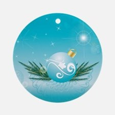 Christmas ball Ornament (Round)