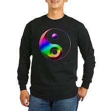 Yin & Yang - Rainbow T