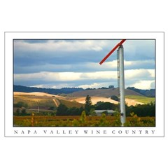 Posterss - Sonoma Wine Country