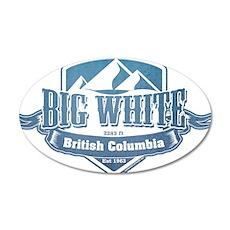 Big White British Columbia Ski Resort 1 Wall Stick