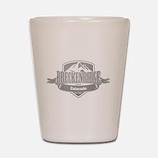 Breckenridge Colorado Ski Resort 5 Shot Glass