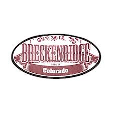 Breckenridge Colorado Ski Resort 2 Patches