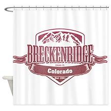 Breckenridge Colorado Ski Resort 2 Shower Curtain