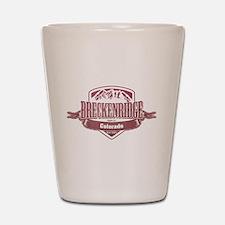 Breckenridge Colorado Ski Resort 2 Shot Glass
