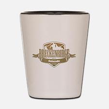 Breckenridge Colorado Ski Resort 4 Shot Glass