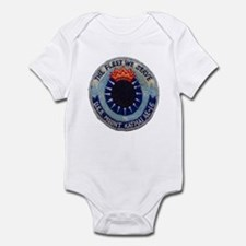 USS MOUNT KATMAI Infant Bodysuit