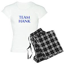 team-hank-opt-blue Pajamas
