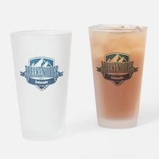 Breckenridge Colorado Ski Resort 1 Drinking Glass