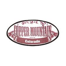 Copper Mountain Colorado Ski Resort 2 Patches