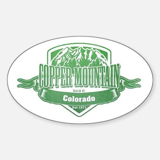 Copper Mountain Colorado Ski Resort 3 Decal