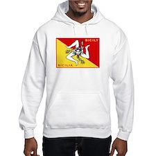 Flag of Sicily Hoodie