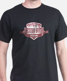 Crested Butte Colorado Ski Resort 2 T-Shirt