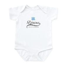 Discus Script Infant Bodysuit