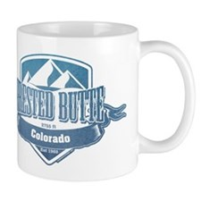 Crested Butte Colorado Ski Resort Mugs