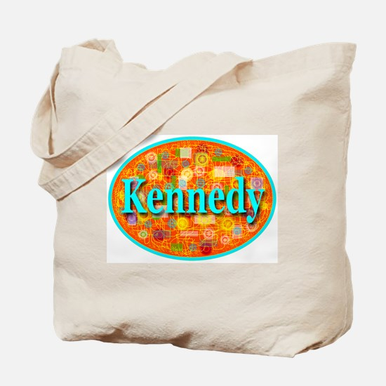 Kennedy Tote Bag