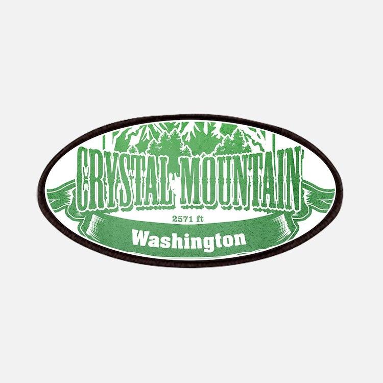 Crystal Mountain Washington Ski Resort 3 Patches