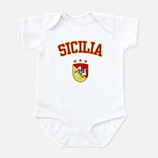 Sicilia Infant Bodysuit