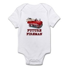 Future Fireman,  Infant Bodysuit