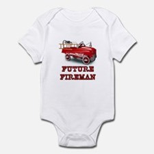 Future Fireman,  Infant Bodysuit