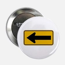 One Direction Arrow Left - USA Button