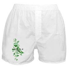 Cute Twin girls Boxer Shorts