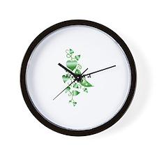 Unique Triplets Wall Clock