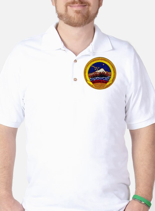 USS KISKA Golf Shirt