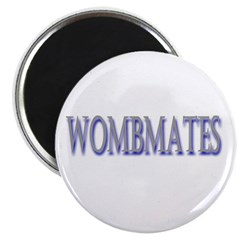 """WombMates 2.25"""" Magnet (10 pack)"""
