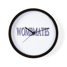 WombMates Wall Clock