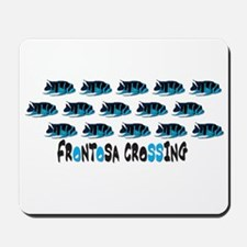 Frontosa Crossing Mousepad