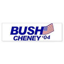 ! '04 Bush-Cheney '04 Bumper Bumper Sticker