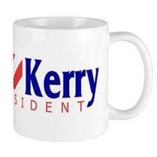 ! '04 John Kerry-John Edwards Mug