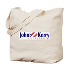 ! '04 John Kerry-John Edwards Tote Bag