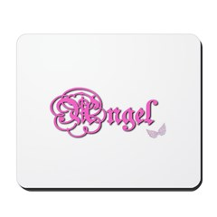 Angel I Mousepad