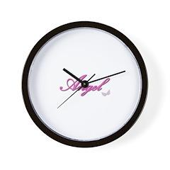 Angel II Wall Clock