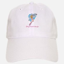 Girls want to have fun Baseball Baseball Cap
