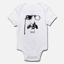 Teddy Roosevelt Infant Bodysuit