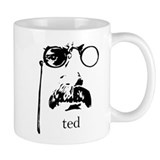 Teddy roosevelt Coffee Mugs