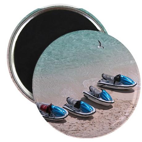Jet Ski Beach - Magnet