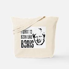 bonk like boris > Tote Bag