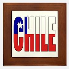 Chile Framed Tile